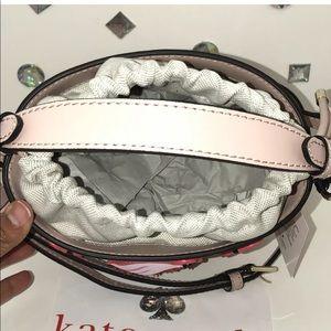 kate spade Bags - Kate spade flamingo bucket bag+bifold wallet set